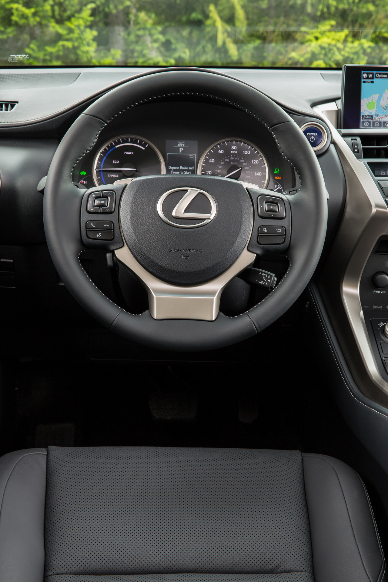 essai lexus nx 300h 2wd un suv hybride la fois sexy et vertueux photo 24 l 39 argus. Black Bedroom Furniture Sets. Home Design Ideas