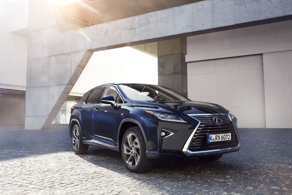 lexus rx une version 7 places officialis e pour 2018. Black Bedroom Furniture Sets. Home Design Ideas