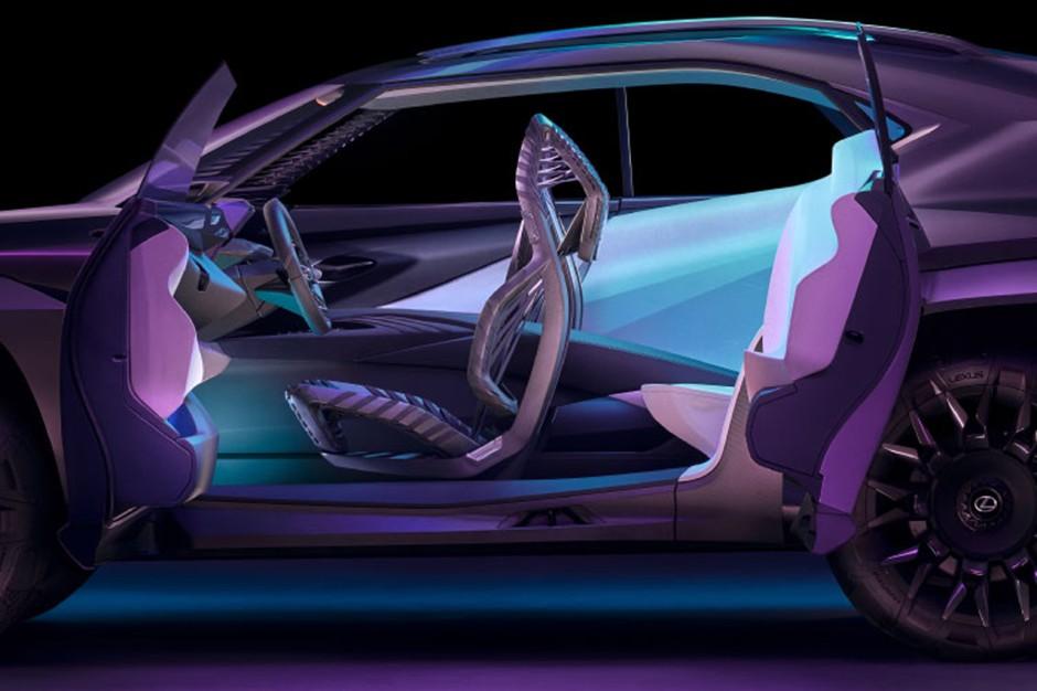 lexus ux 2018 le futur suv compact de lexus sera d voil gen ve photo 3 l 39 argus. Black Bedroom Furniture Sets. Home Design Ideas
