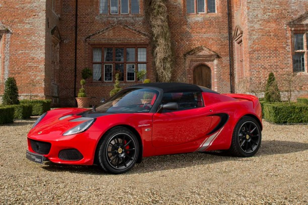 lotus elise 2017 plus l g re en version sprint l 39 argus. Black Bedroom Furniture Sets. Home Design Ideas