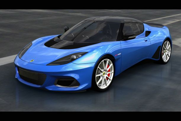 c727bf5b4d64 Lotus Evora GT430 Sport   moins radicale