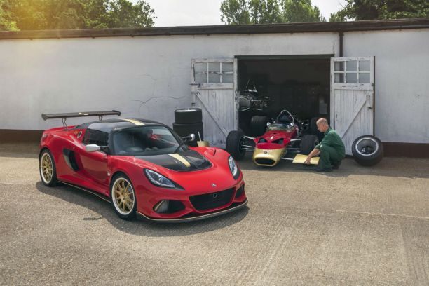 lotus exige cup 430 type 49