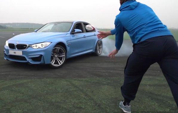 BMW M3 rugby