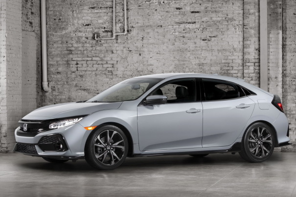 Nouvelle Honda Civic 2016 : voici la version am�ricaine