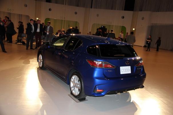 Lexus ct 200h 2014 les photos de la version restyl e au salon de tokyo l 39 argus - Tokyo motor show 2014 ...