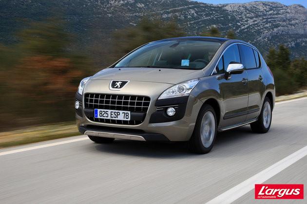 Avis Peugeot 3008