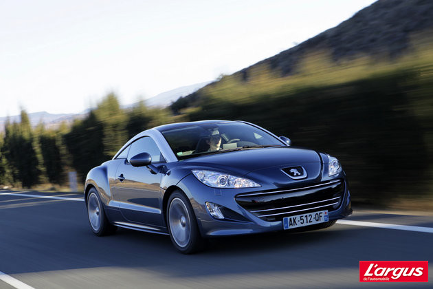 avis peugeot rcz. Black Bedroom Furniture Sets. Home Design Ideas