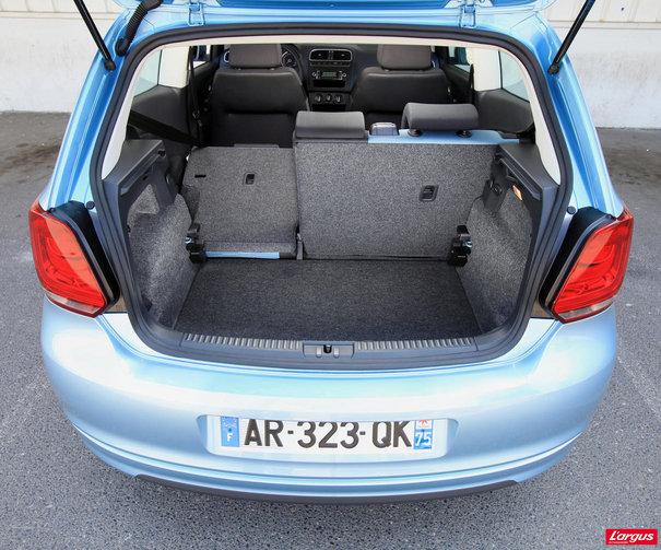 volkswagen polo 1 2 tdi bluemotion 1000 km avec le plein l 39 argus. Black Bedroom Furniture Sets. Home Design Ideas