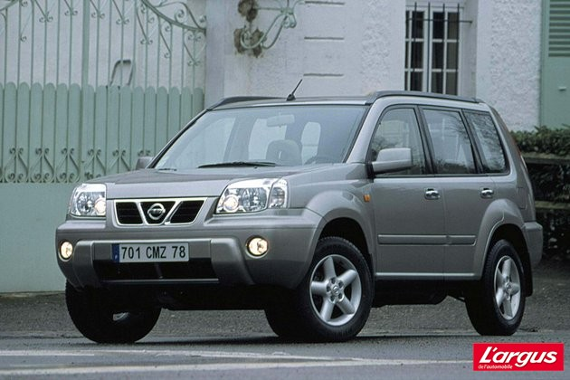 avis nissan x trail i t30. Black Bedroom Furniture Sets. Home Design Ideas
