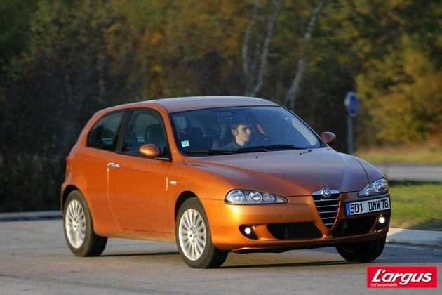 Dossier Qualité / Fiabilité Alfa-Romeo 147