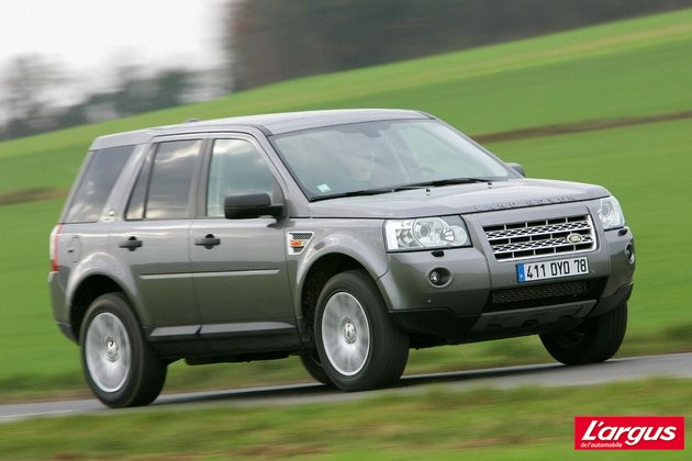 avis land rover freelander ii. Black Bedroom Furniture Sets. Home Design Ideas