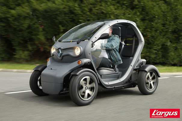 renault twizy le bon format lectrique l 39 argus. Black Bedroom Furniture Sets. Home Design Ideas