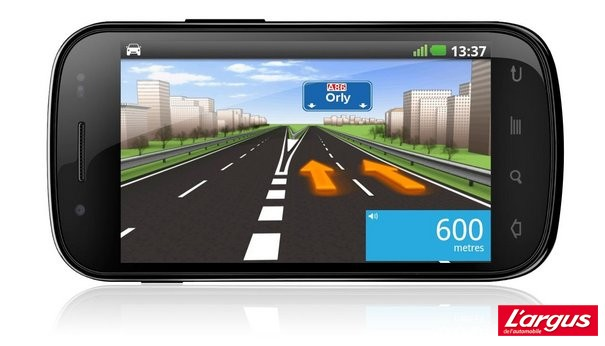 Mondial de Paris TomTom lance son application pour les smartphones Android