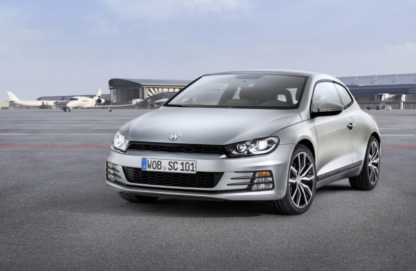 Volkswagen Scirocco 2014 : léger restylage pour...