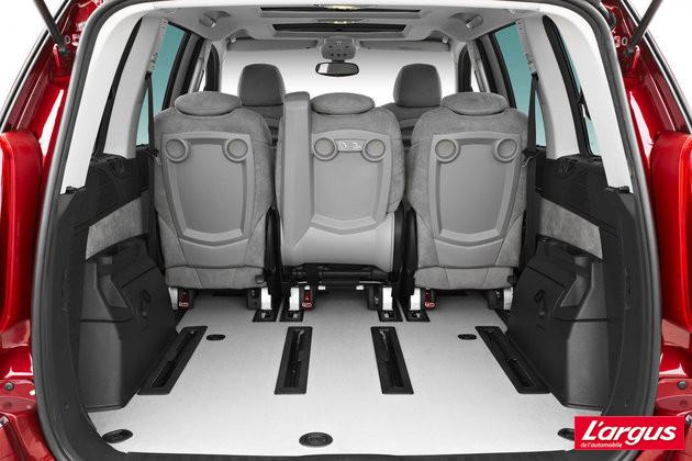 Peugeot 807 laquelle choisir for Interior peugeot 807