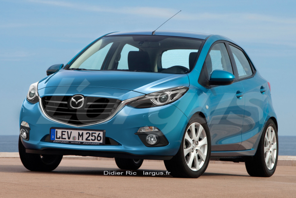 nouvelle mazda 2 skyactiv mazda 2 mazda forum marques. Black Bedroom Furniture Sets. Home Design Ideas