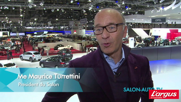 Salon de Gen�ve 2013 : un � excellent cru �