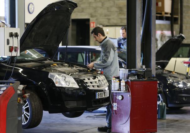 Qui est mary t barra nouvelle patronne de gm l 39 argus for Garage ww auto bernis