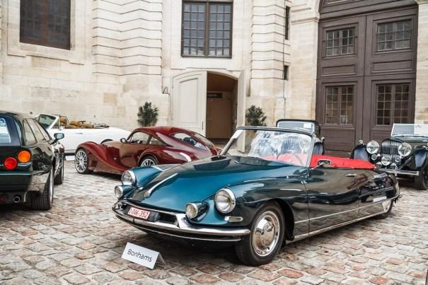 Vente bonhams chantilly le top 10 des ventes for Chantilly cars prestige societe