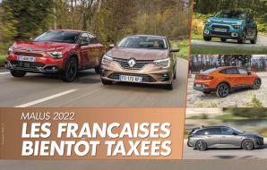 malus 2022 voitures françaises