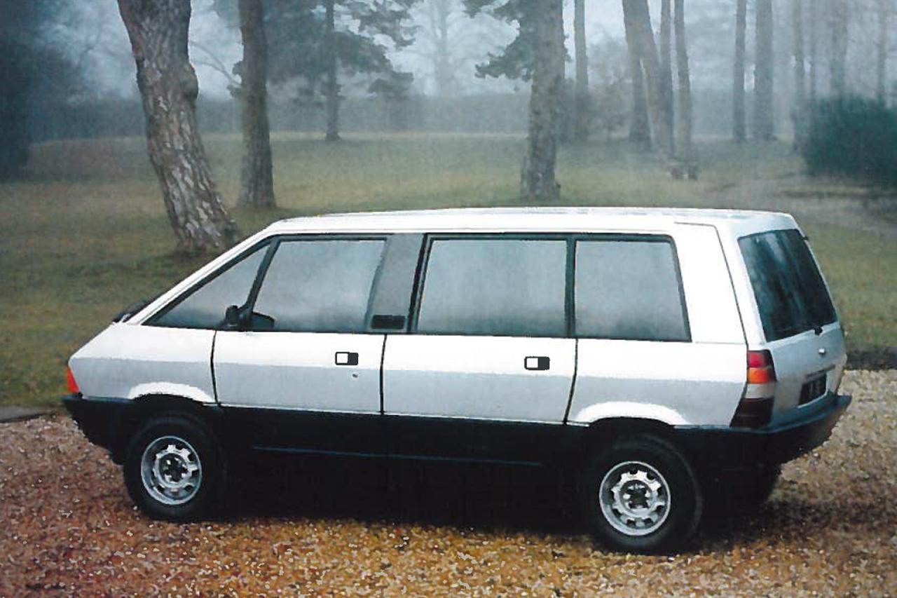 saga renault espace retour sur 35 ans d 39 histoire automobile matra p16 l 39 argus. Black Bedroom Furniture Sets. Home Design Ideas