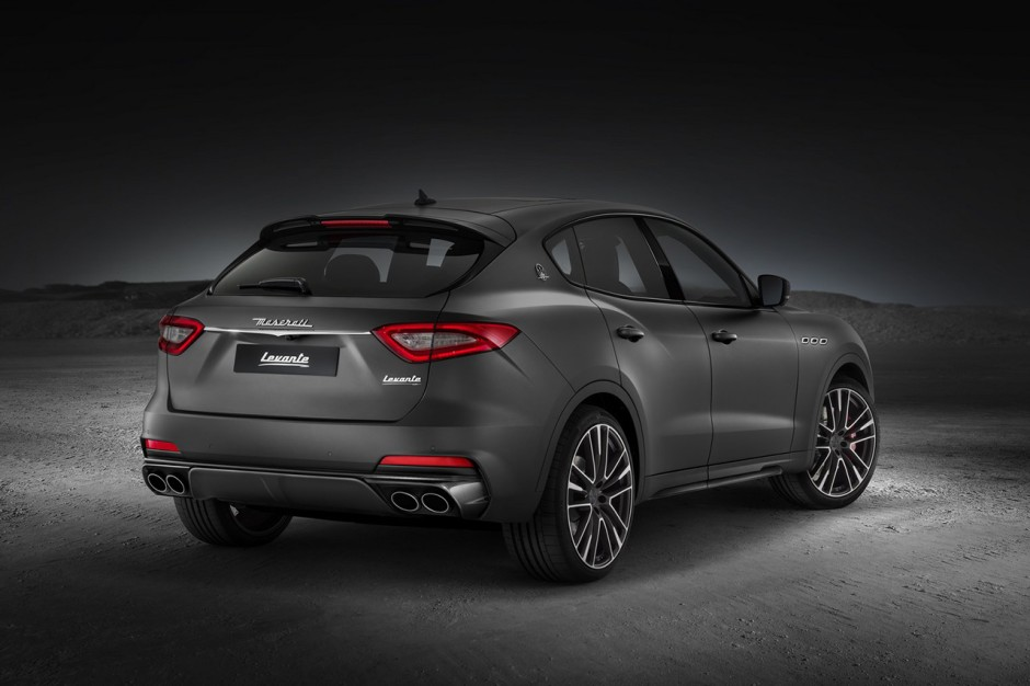 maserati levante trofeo un suv avec un c ur de ferrari photo 23 l 39 argus. Black Bedroom Furniture Sets. Home Design Ideas