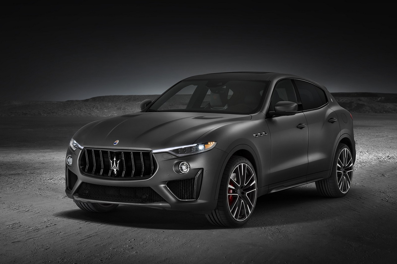 maserati levante trofeo un suv avec un c ur de ferrari photo 1 l 39 argus. Black Bedroom Furniture Sets. Home Design Ideas