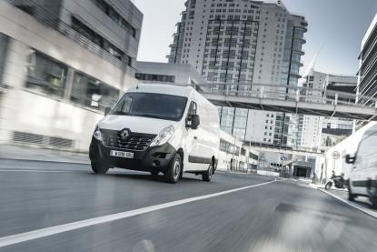 Renault Master Z E (2018) : le nouvel utilitaire électrique de