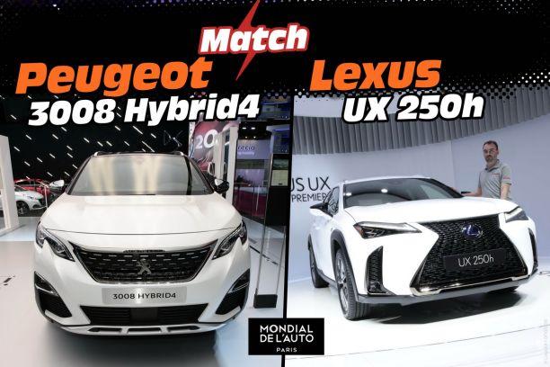 Au Mondial de l automobile de Paris, Peugeot a présenté la version  hybride-rechargeable de son SUV à succès   le 3008 GT Hybrid4. Une version  haut de gamme ... 6bf23af5f3e