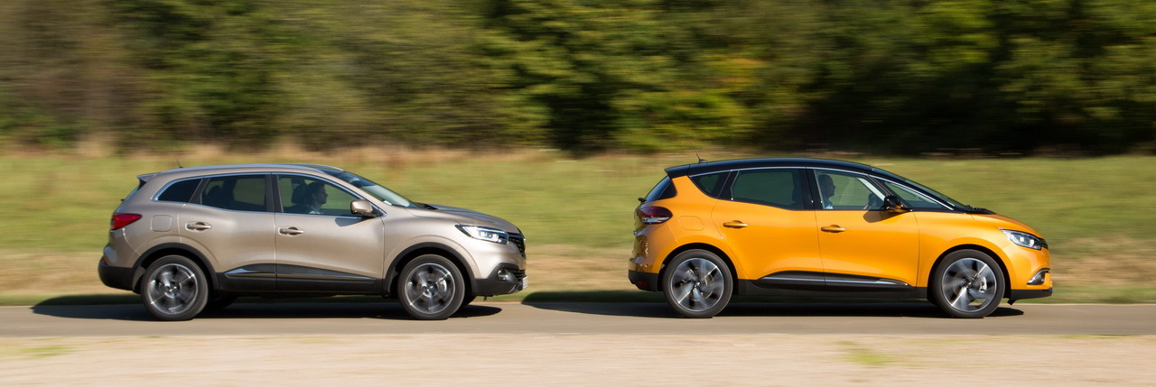 Essai comparatif renault sc nic 2016 vs kadjar suv ou for Kadjar interieur 7 places