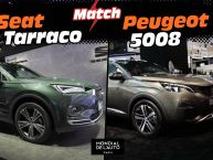 Seat Tarraco contre Peugeot 5008 : le match des SUV à 7 places