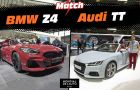 BMW Z4 contre Audi TT : le match des roadsters