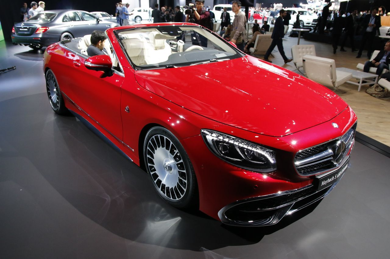 mercedes maybach s 650 cabriolet 300 unit s 300 000 photo 12 l 39 argus. Black Bedroom Furniture Sets. Home Design Ideas