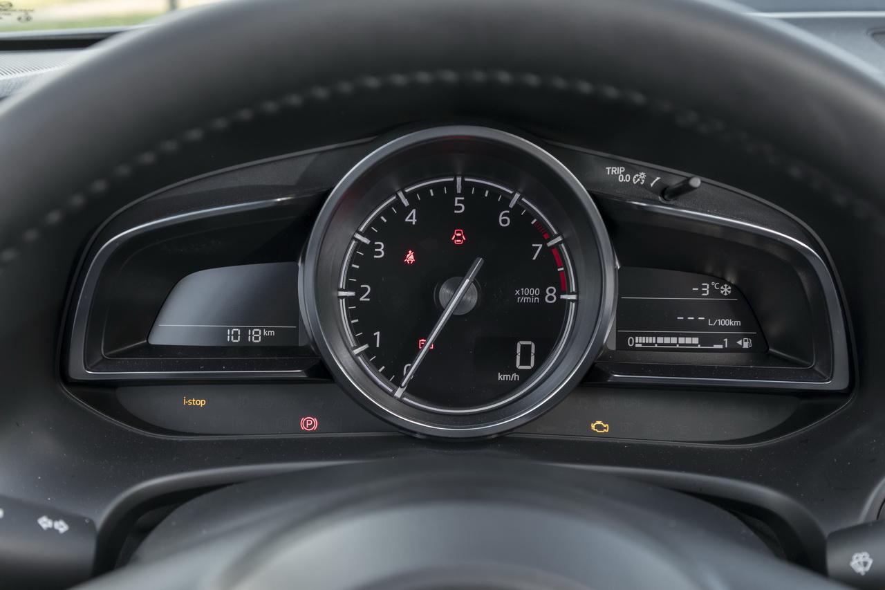 Essai Mazda 3 restylée (2017) : notre avis sur la Mazda 3 ...
