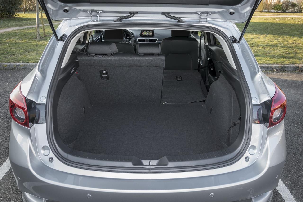 Essai Mazda 3 Restyl 233 E 2017 Notre Avis Sur La Mazda 3