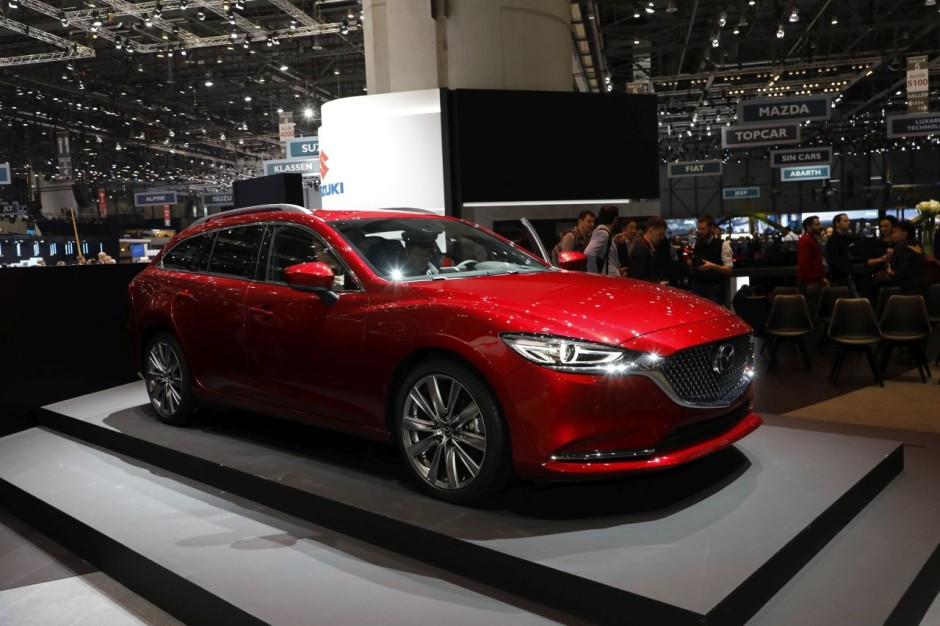 tarifs mazda 6 sw 2018 les prix du break restyl photo 4 l 39 argus. Black Bedroom Furniture Sets. Home Design Ideas