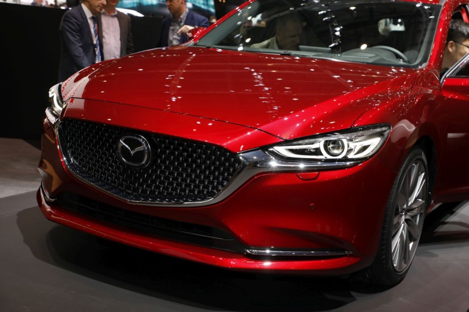 tarifs mazda 6 sw 2018 les prix du break restyl photo 8 l 39 argus. Black Bedroom Furniture Sets. Home Design Ideas