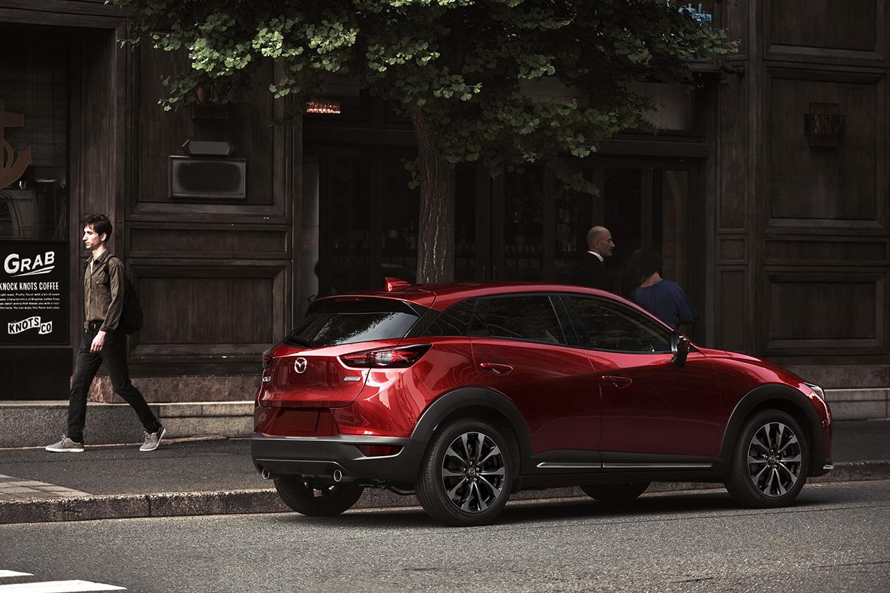 Mazda Cx 3 >> Mazda CX-3 (2018) : un nouveau restylage pour le salon de ...