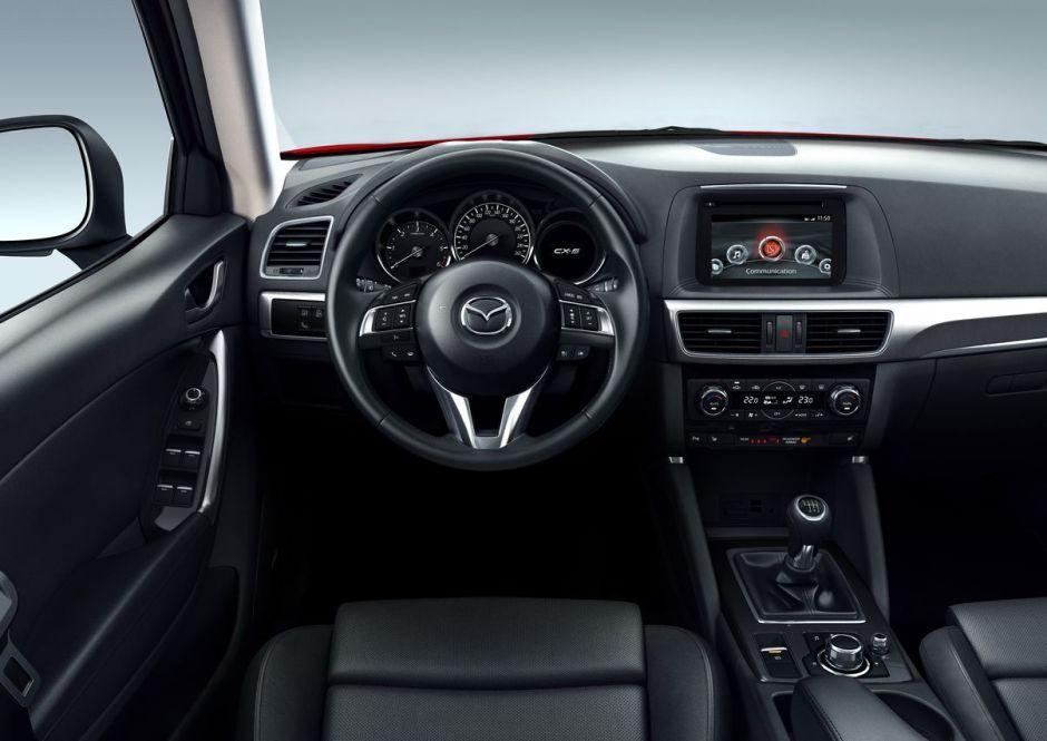 Essai Mazda Cx 5 2015 Un Petit Arret Et Il Repart Photo 3 L Argus