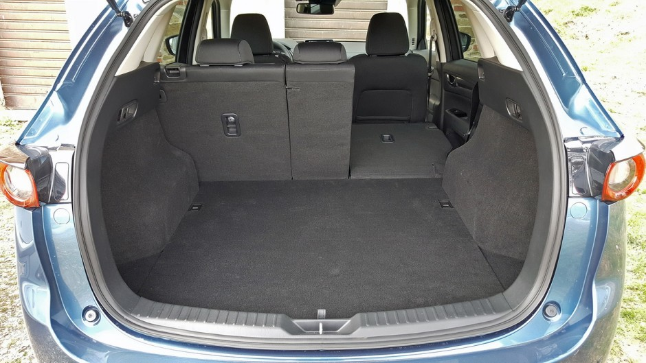 essai mazda cx 5 2017 du neuf avec du mieux photo 18 l 39 argus. Black Bedroom Furniture Sets. Home Design Ideas