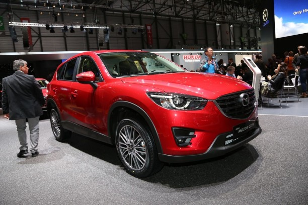 gen ve 2015 la mazda cx5 s 39 offre un restylage de printemps l 39 argus. Black Bedroom Furniture Sets. Home Design Ideas