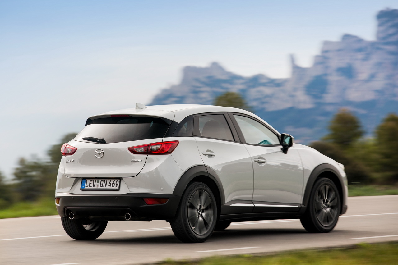 essai mazda cx 3 2 0 skyactiv g le test du cx 3 essence photo 7 l 39 argus