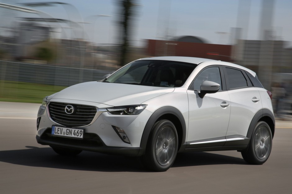 essai mazda cx 3 2 0 skyactiv g le test du cx 3 essence photo 12 l 39 argus. Black Bedroom Furniture Sets. Home Design Ideas