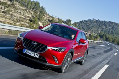 test mazda cx 3 2015 essai en avant premi re du diesel 105 ch 4x2 l 39 argus. Black Bedroom Furniture Sets. Home Design Ideas