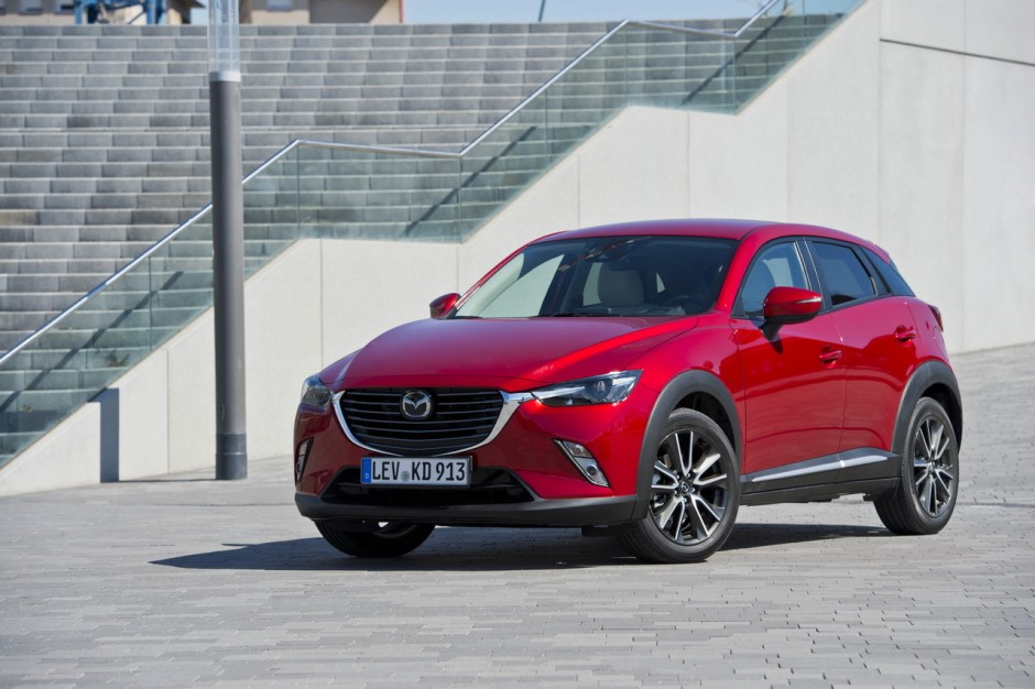 test mazda cx 3 2015 essai en avant premi re du diesel. Black Bedroom Furniture Sets. Home Design Ideas