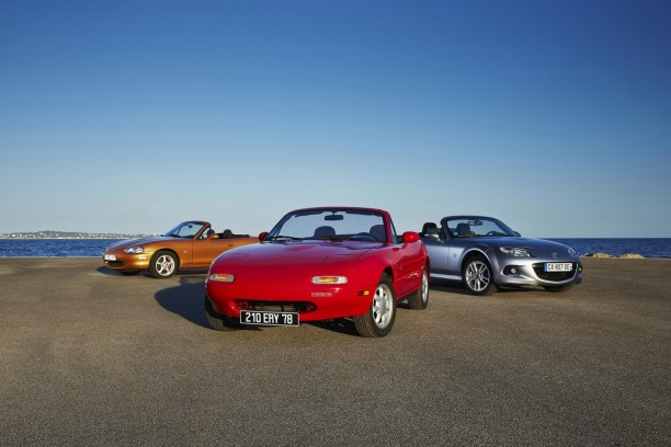 mazda mx 5 avant l 39 essai un peu d 39 histoire l 39 argus. Black Bedroom Furniture Sets. Home Design Ideas