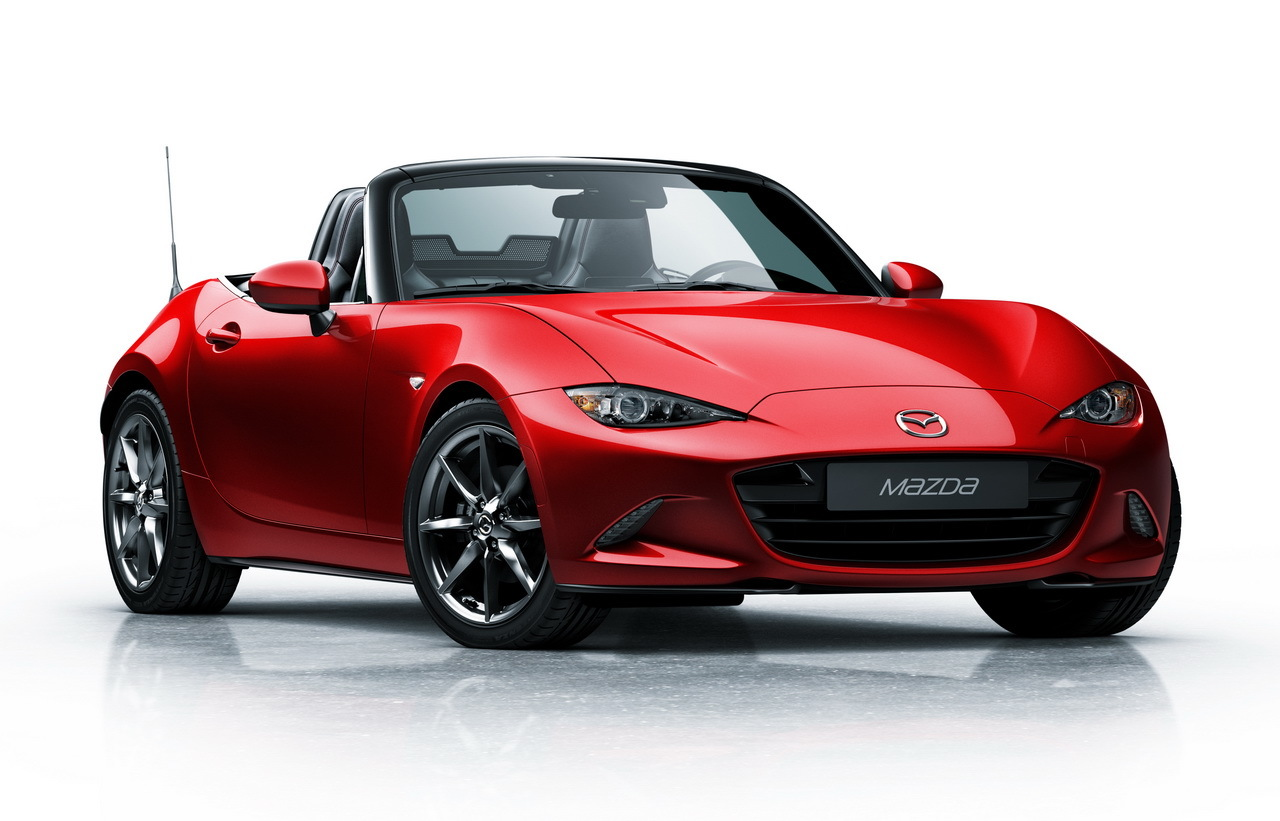 mazda mx 5 2015 une s rie limit e launch edition aux etats unis l 39 argus. Black Bedroom Furniture Sets. Home Design Ideas