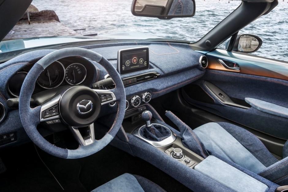 Mazda mx 5 levanto la mer le sable le soleil et un for Garage mazda juvisy sur orge