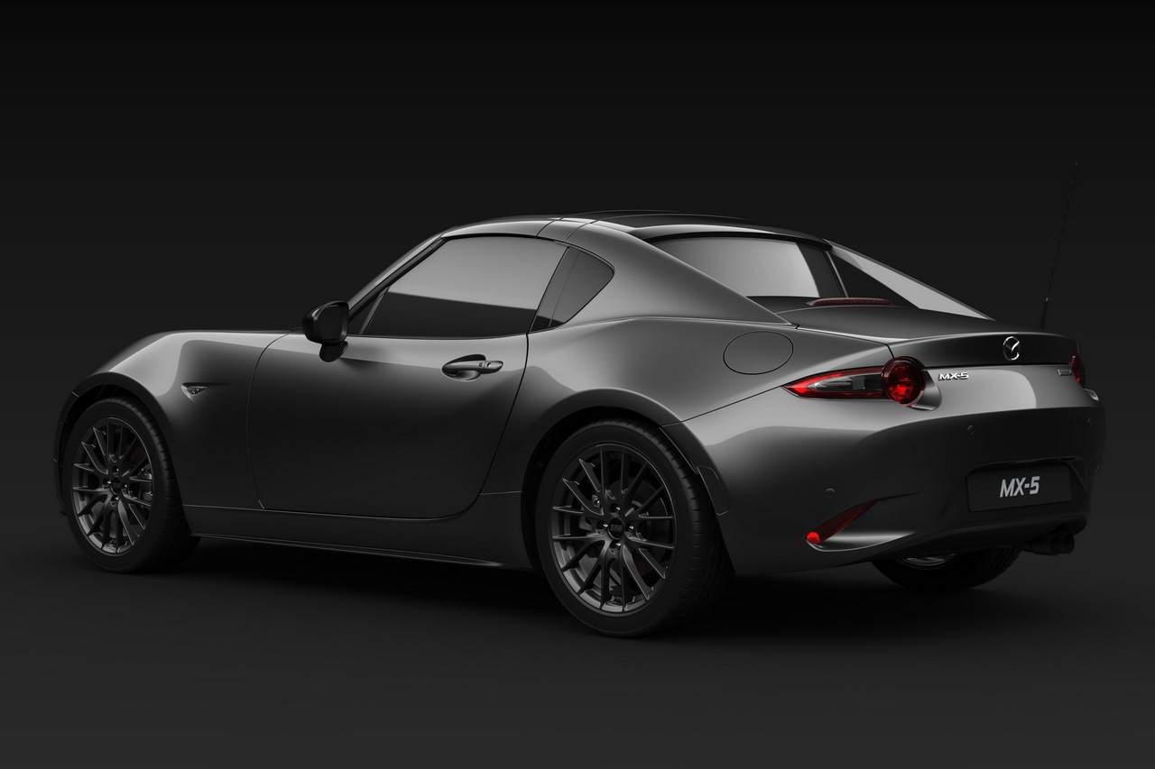 mazda mx 5 first edition s rie sp ciale 150 unit s de la mx 5 rf photo 2 l 39 argus. Black Bedroom Furniture Sets. Home Design Ideas