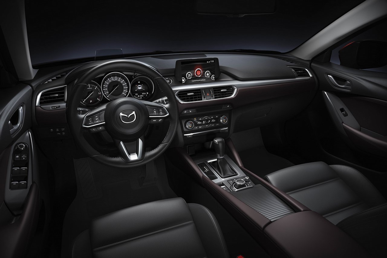 mazda 6 2017 des volutions techniques pr vues l 39 automne photo 9 l 39 argus. Black Bedroom Furniture Sets. Home Design Ideas